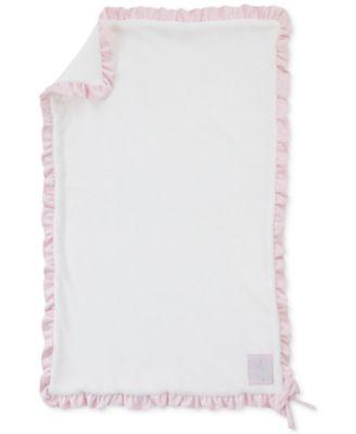 Ballerina Bows Blanket