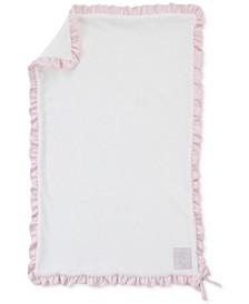 Ballerina Bows Baby Blanket
