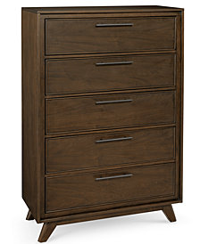 Jollene 5-Drawer Chest, Created for Macy's