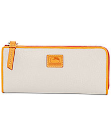 Dooney & Bourke Patterson Zip Wallet