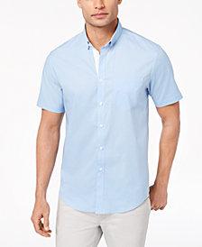 I.N.C. Men's Stretch Pocket Shirt, Created for Macy's