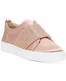 I.N.C. Women's Sapphira Slip-On Sneakers, Created for Macy's