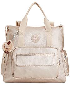 Kipling Alvy 2-In-1 Convertible Tote Bag Backpack