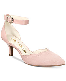 Anne Klein Findaway Pointed-Toe Pumps