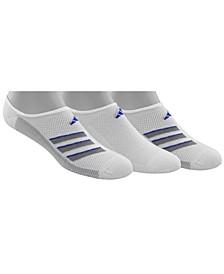 Men's Superlite No-Show Socks, 3-Pack