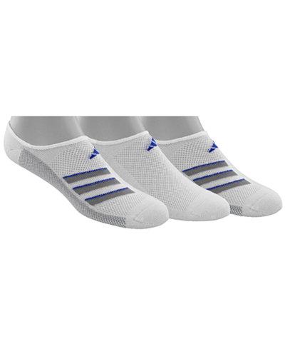 adidas Men's Superlite No-Show Socks, 3-Pack