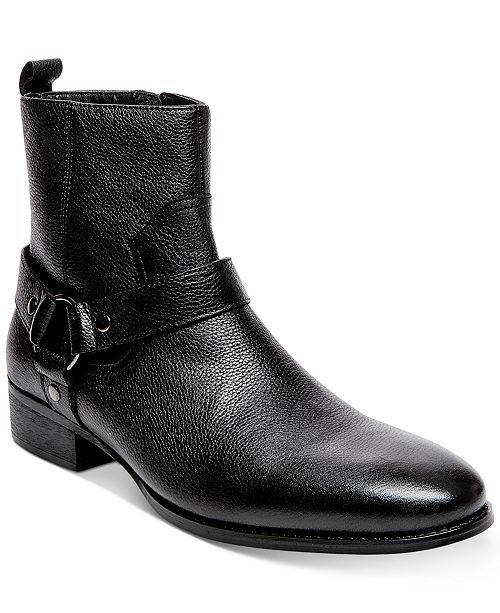 f064f223006 Steve Madden Men s Palazzo Side-Zip Boots   Reviews - All Men s ...