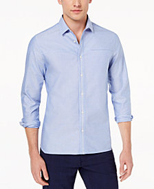 Daniel Hechter Paris Men's Andrew Pocket Shirt