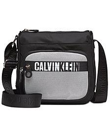 Calvin Klein Athleisure Nylon Messenger