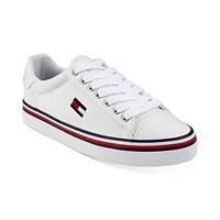 Deals on Tommy Hilfiger Women's Fressian Lace-Up Sneakers