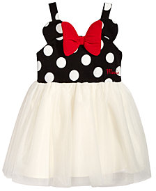 Disney's® Minnie Mouse Casual Dress, Baby Girls