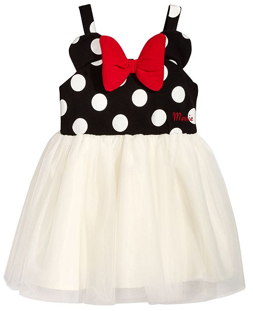 ee8377485f5 Disney Minnie Mouse Casual Dress, Baby Girls & Reviews - Dresses ...