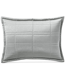 Hotel Collection Muse Quilted Standard Sham, Created for Macy's