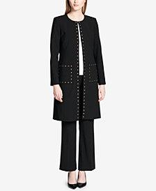 Calvin Klein Studded Topper Jacket
