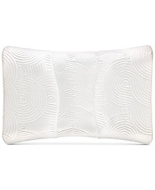 Tempur-Pedic Dual Position Support Memory Foam Pillow
