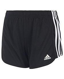 adidas Mesh Shorts, Big Girls
