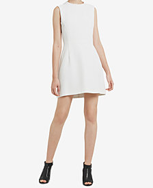 French Connection Sleeveless Sheath Dress