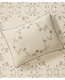 CLOSEOUT! Westminster Vines Cotton Standard Sham, Created for Macy's
