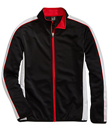Ideology Colorblocked Zip-Up Jacket, Big Boys, Created for Macy's