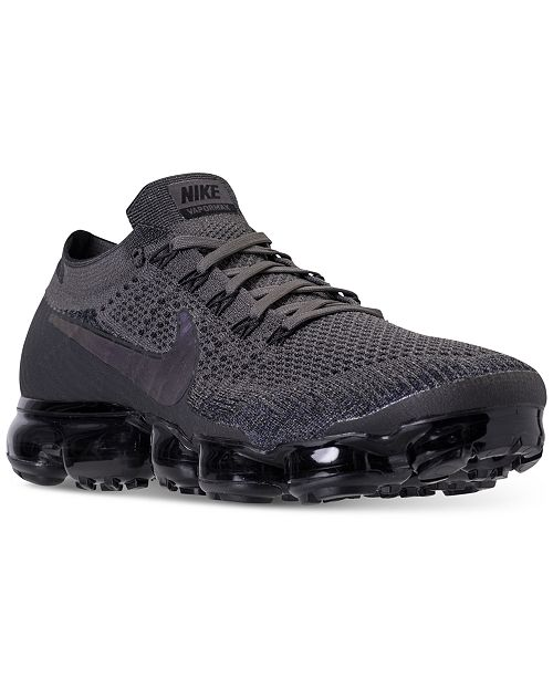 ba19b74be5d6 ... Nike Men s Air VaporMax Flyknit Running Sneakers from Finish Line ...