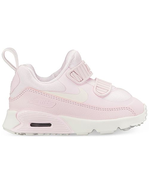 52e0b3ec6335 ... Nike Toddler Girls  Air Max Tiny 90 Running Sneakers from Finish Line  ...