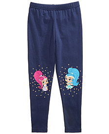 Nickelodeon's® Little Girls Shimmer and Shine Leggings