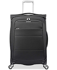 "CLOSEOUT! Samsonite ECO-Spin 25"" Expandable Softside Spinner Suitcase, Created for Macy's"