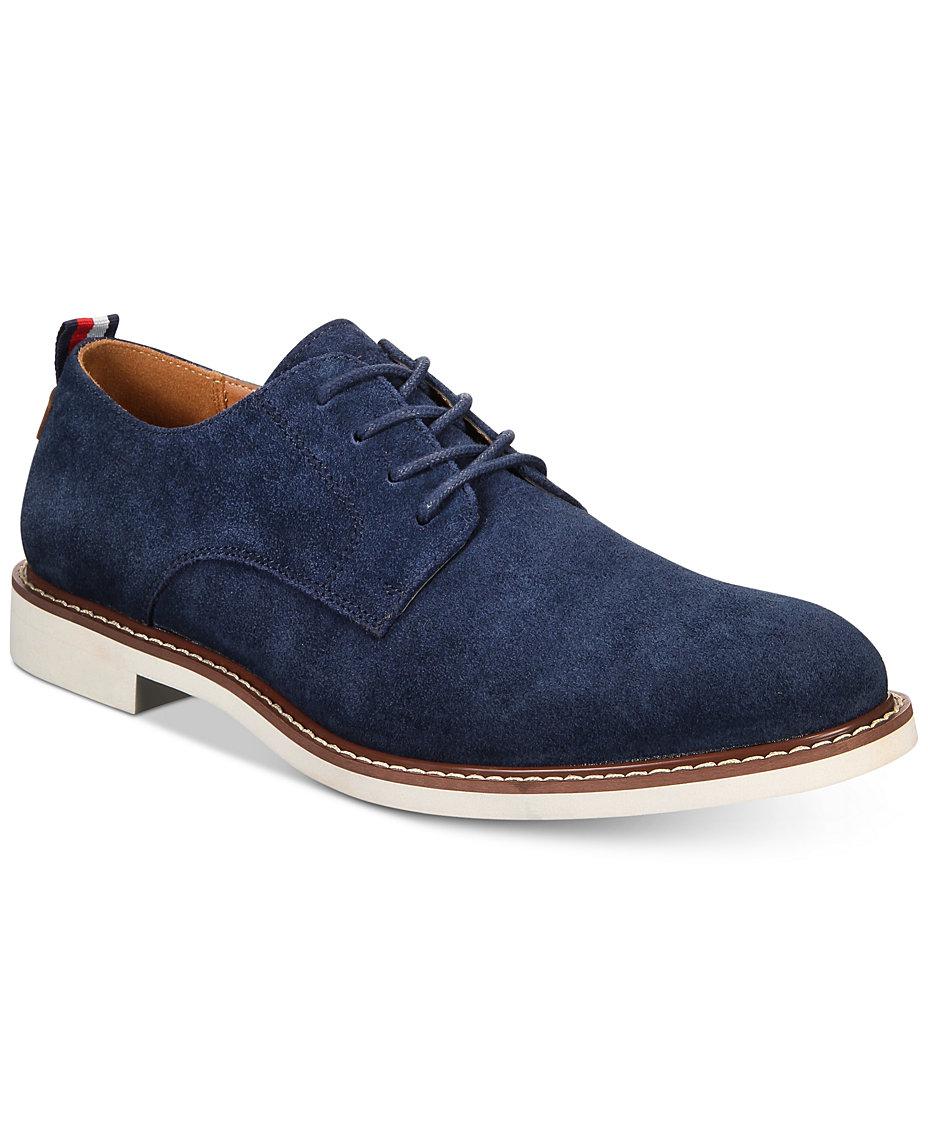 d84384313 Tommy Hilfiger Men s Garson Oxfords   Reviews - All Men s Shoes - Men -  Macy s