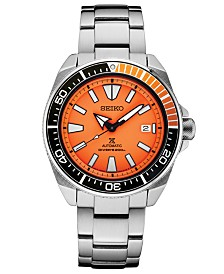 Seiko Men's Automatic Prospex Diver Stainless Steel Bracelet Watch 44mm