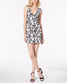 Rachel Zoe Shari Cotton Embroidered Dress