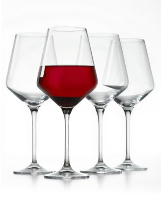 Large Wine Glasses, Set of 4, Created for Macy's