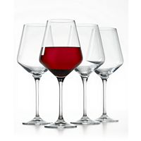 Set of 4 Hotel Collection Large Wine Glasses