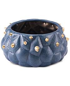 Zuo Blue Cactus Bowl