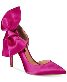 I.N.C. Women's Kalea d'Orsay Pointed Toe Pumps, Created for Macy's