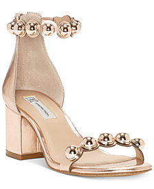 I.N.C. Women's Haili Two-Piece Dress Sandals, Created for Macy's