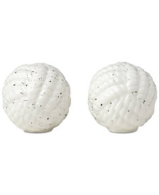 kate spade new york Cannon Street Nautical Accents Knots Salt & Pepper Set