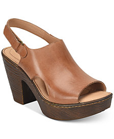 Born Ferlin Wedge Sandals
