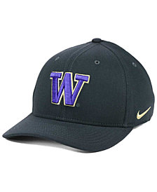 Nike Washington Huskies Classic Swoosh Cap