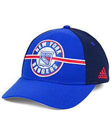 adidas New York Rangers Circle Adjustable Cap