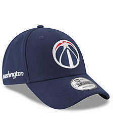 New Era Washington Wizards Statement Jersey Hook 9FORTY Cap