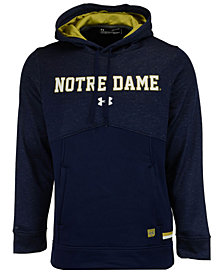 Under Armour Men's Notre Dame Fighting Irish Sideline Storm Hoodie