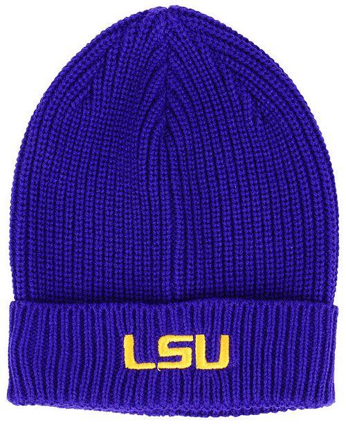 bdaa62be817e0 Nike LSU Tigers Cuffed Knit - Sports Fan Shop By Lids - Men - Macy s