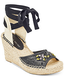 Ivanka Trump Daylana Espadrille Wedge Sandals