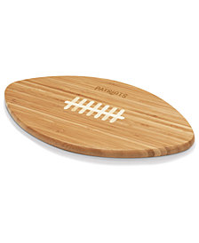 Picnic Time New England Patriots Ball Shaped Cutting Board