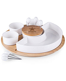 Picnic Time Dallas Cowboys Symphony Dip Tray