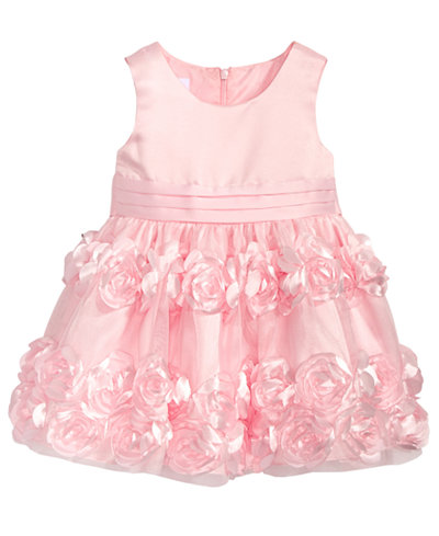 Bonnie Baby Bonaz Party Dress, Baby Girls