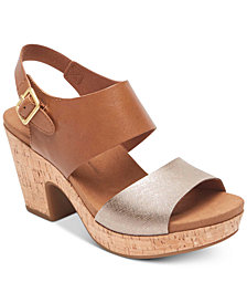 Rockport Vivianne Wedge Sandals