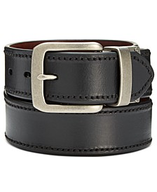 Men's Reversible Casual Leather Belt