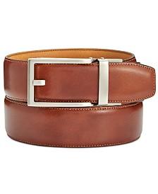 Ryan Seacrest Distinction –100% Italian Leather Men's Dress Belt, Created for Macy's