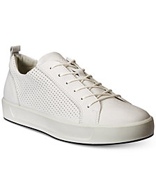 Ecco Soft 8 Lace-Up Sneakers